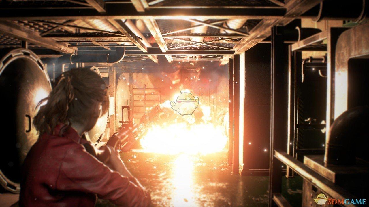 《生化危机2:重制版》克莱尔篇武器性能与用法对比