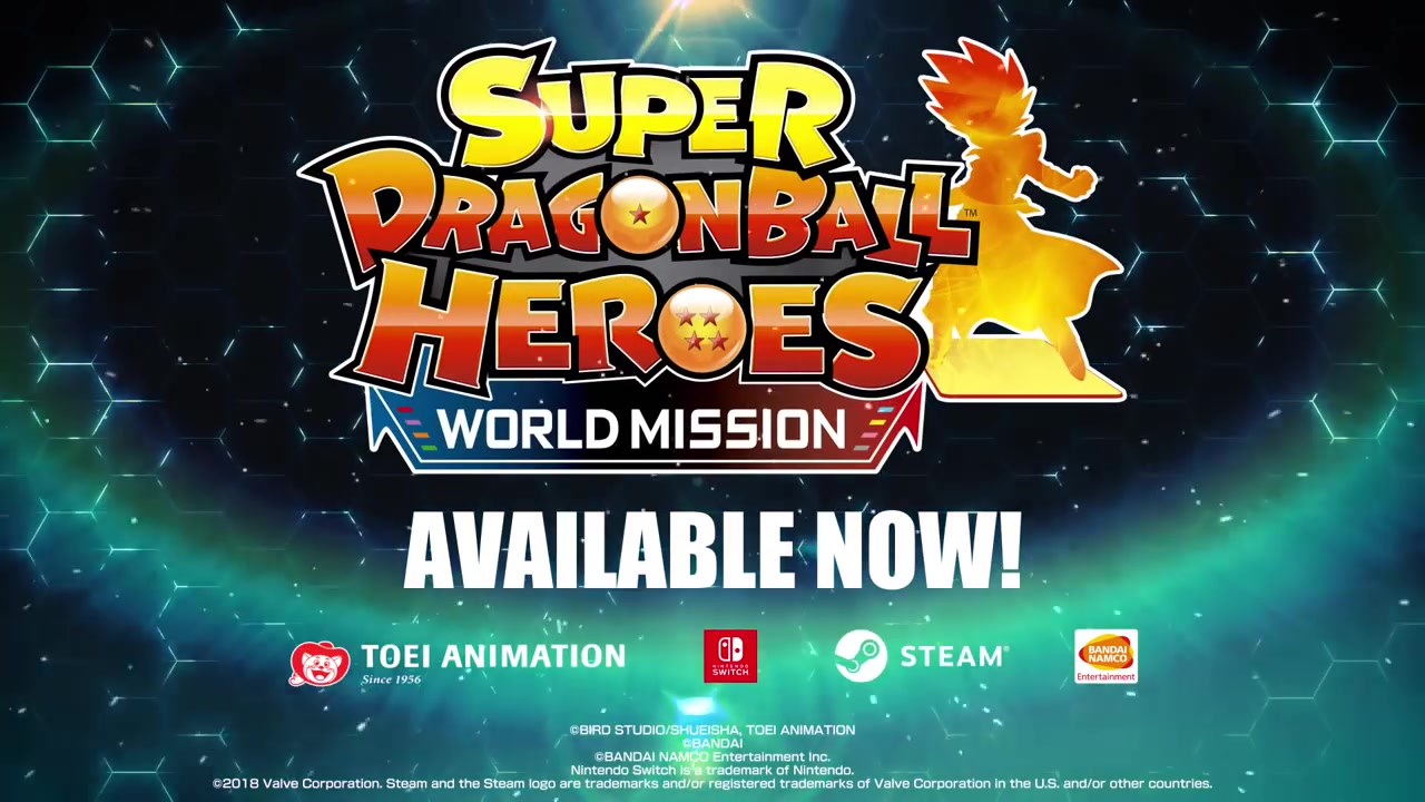 《超级龙珠英雄:世界任务》升级将增加新卡和任务