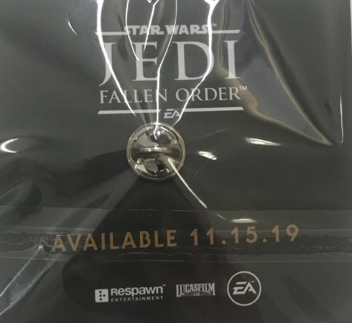 《星球大战绝地:陨落的武士团》 发售日可能泄露