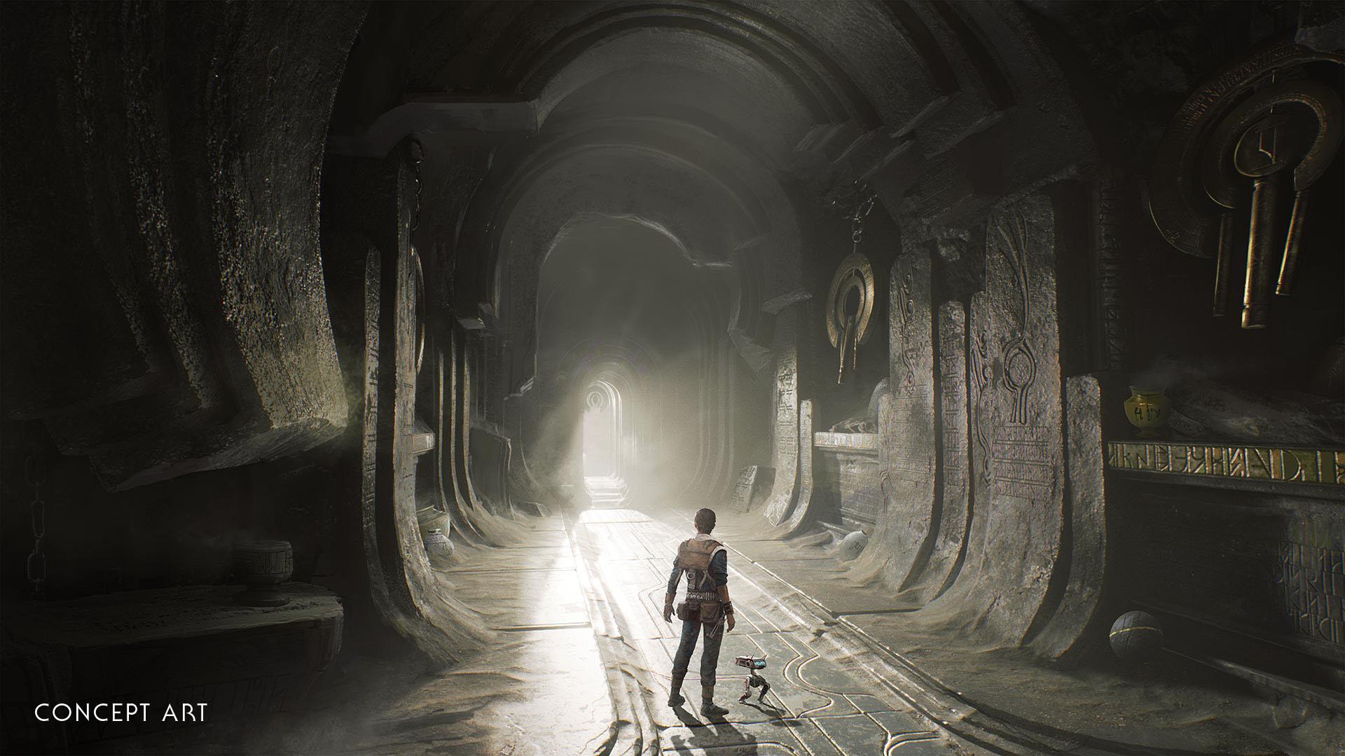 《星球大战绝地:陨落的武士团》正式公布 中文版预告
