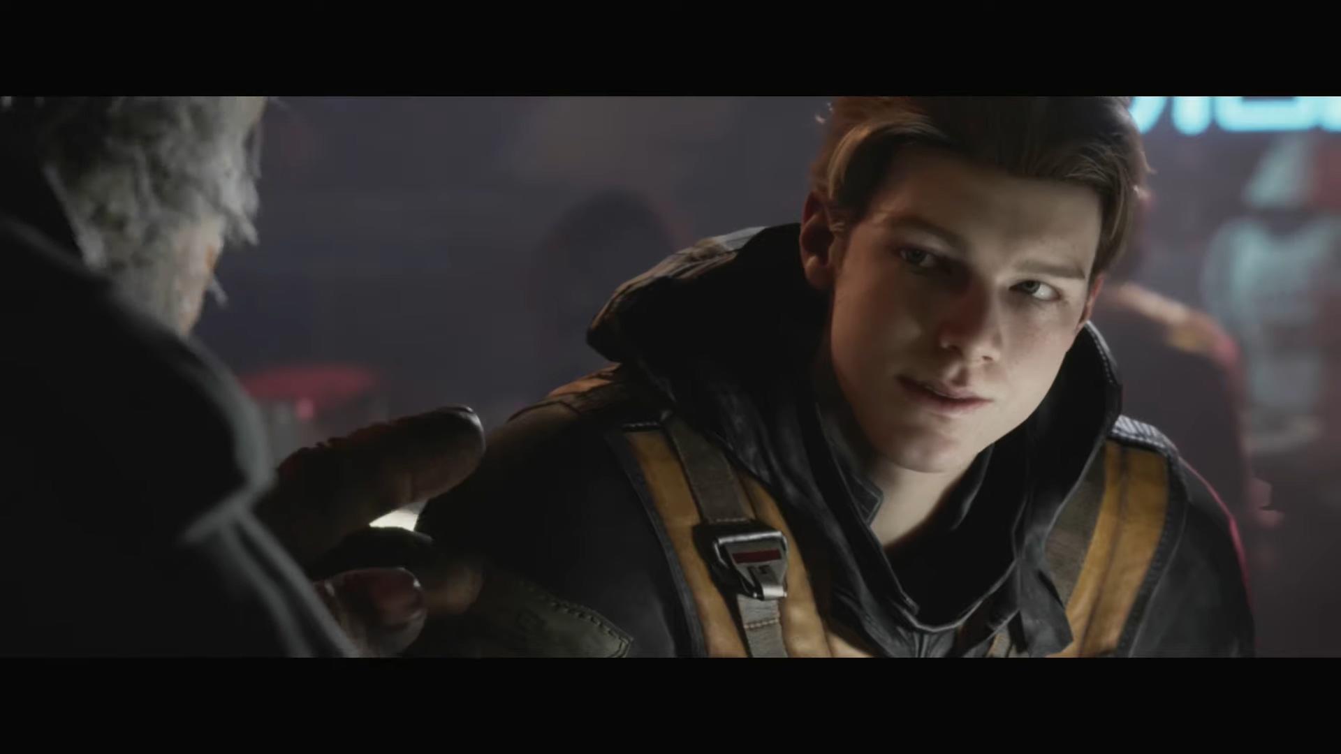 《星球大战绝地:组织殒落》男主配音公布:卡梅隆·莫纳汉