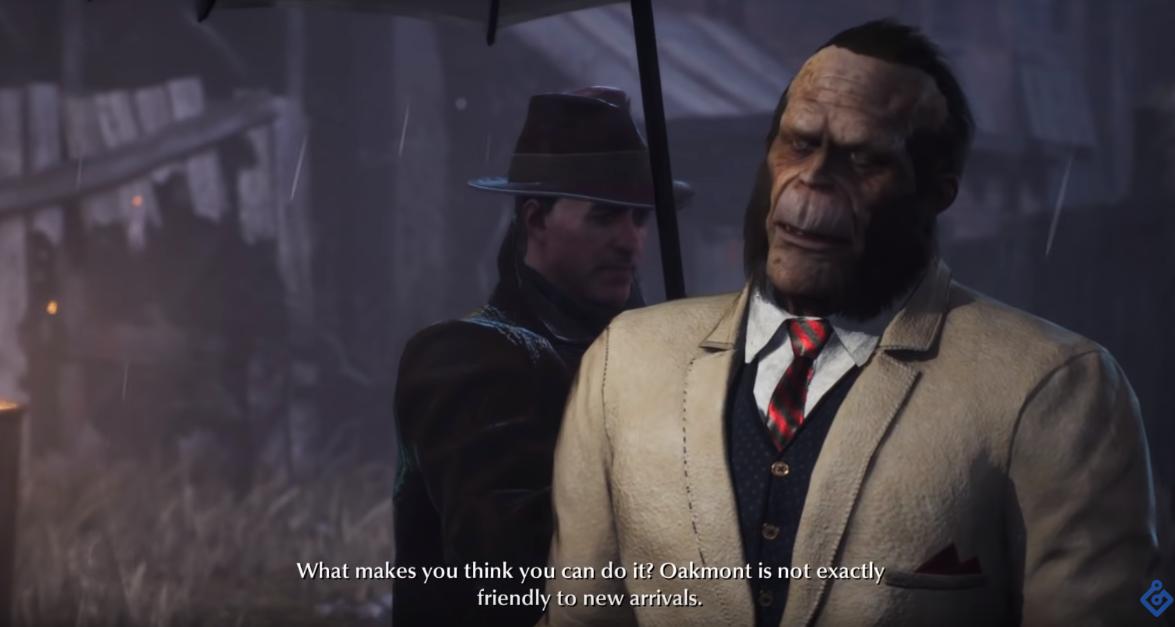 克蘇魯游戲《沉沒之城》 外媒公布15分鐘演示視頻