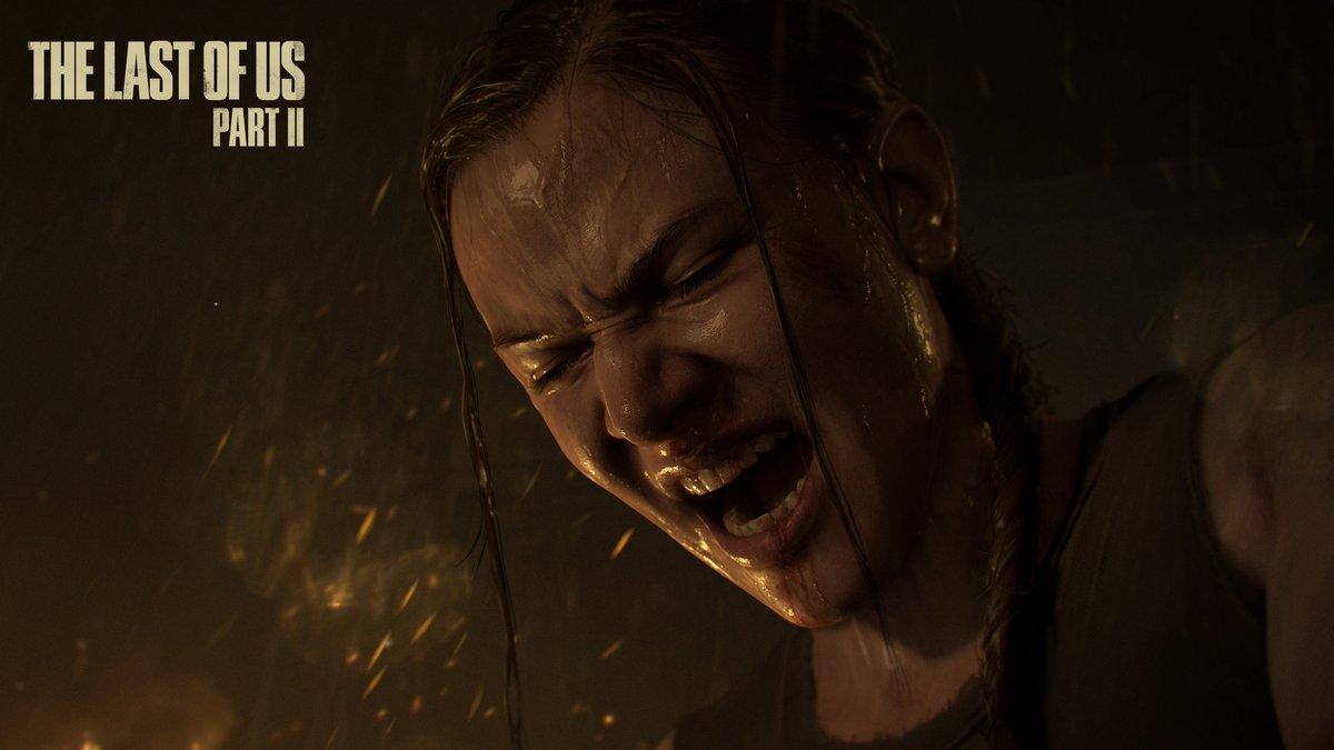 《美国末日2》再曝动作捕捉照片 Druckmann:演活了