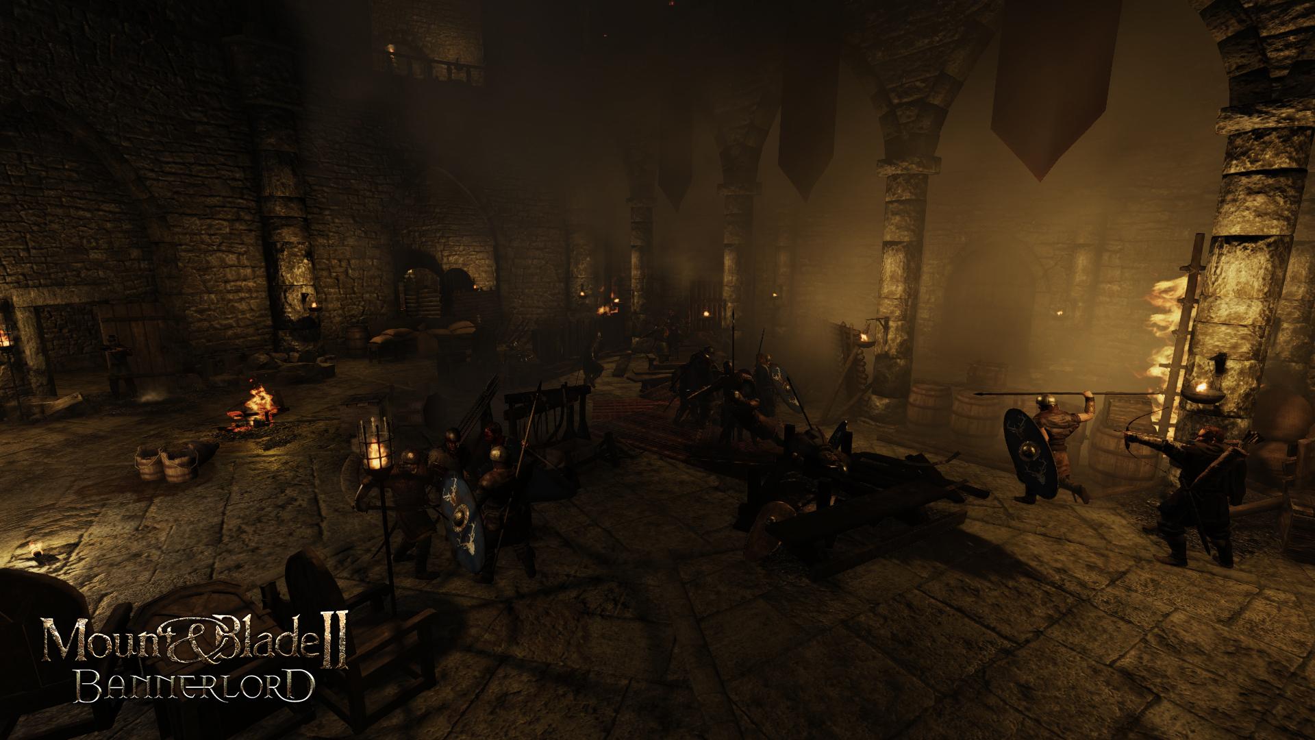 《骑砍2》攻城结果由主堡肉搏战决定 可能功亏一篑!