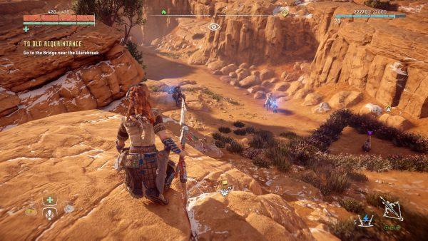 一位《战神》设计师把长矛插进了《地平线:黎明时分》