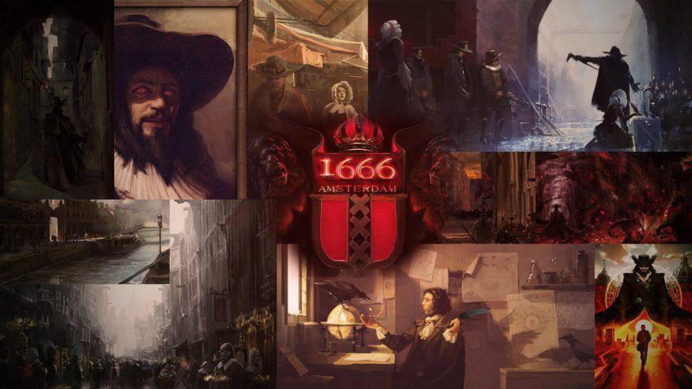 刺客信条主创新作《1666:阿姆斯特丹》要回炉重造