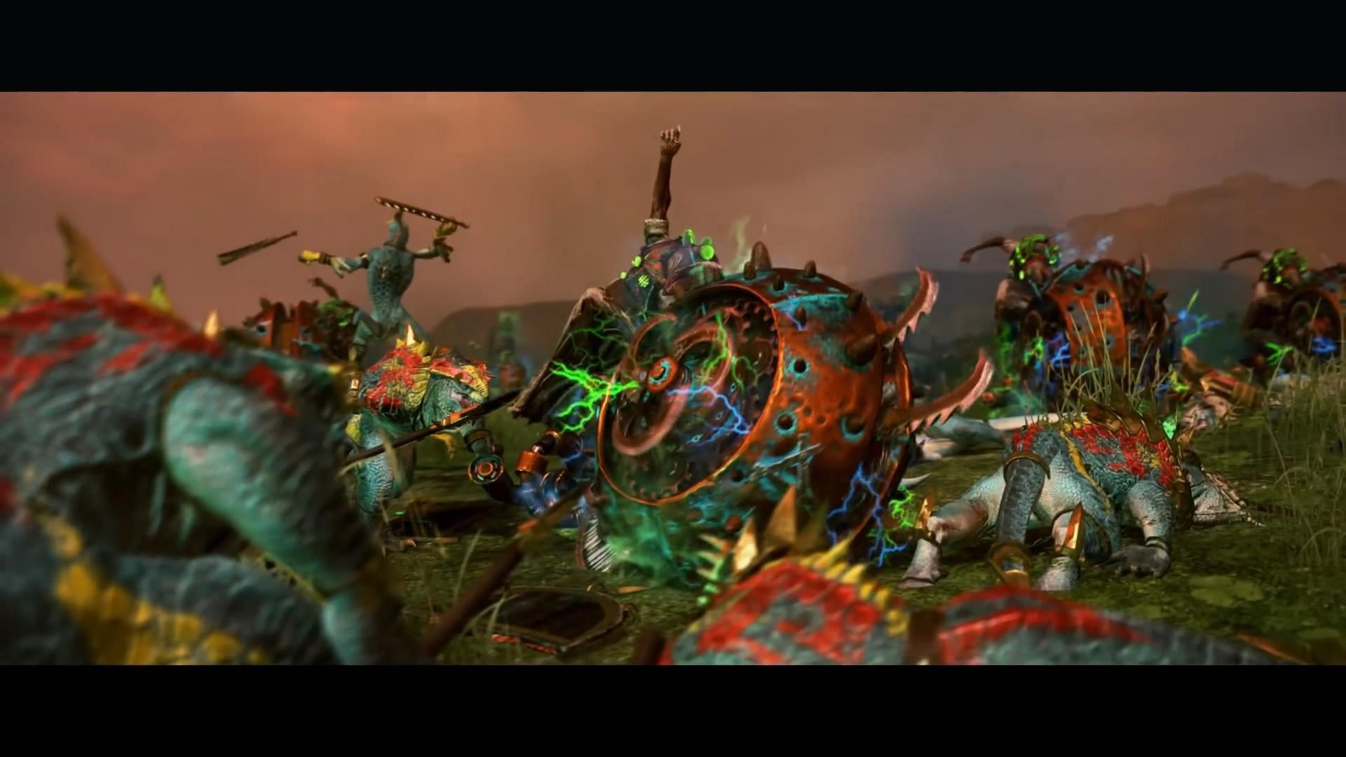 """《全面战争:战锤2》新DLC引入新兵种""""毁灭剥皮机"""""""