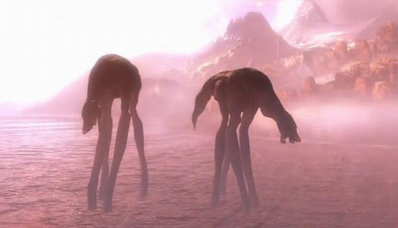 国外玩家证实《APEX英雄》岛屿水生巨兽仅为幻影