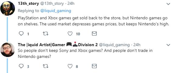 任天堂游戏太贵? 国外网友推特怨言引热议
