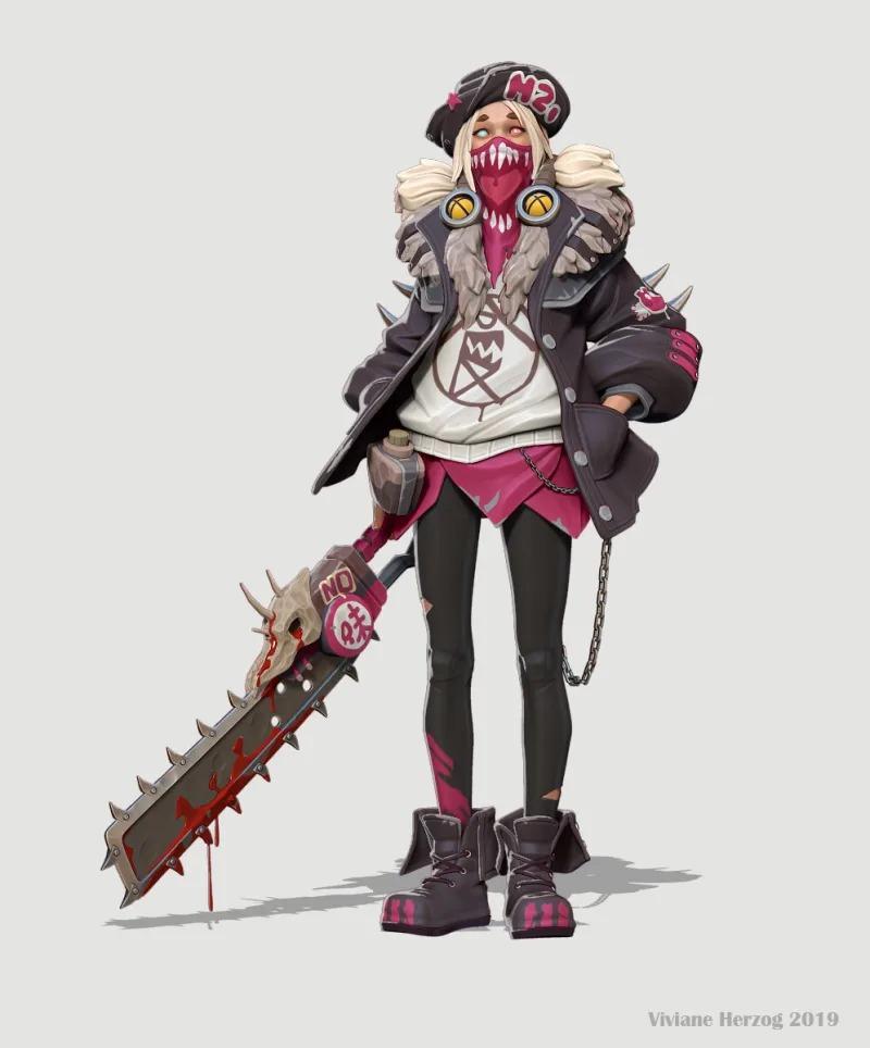 加拿大画师设计Q版《刺客信条》系列角色 形象很可爱
