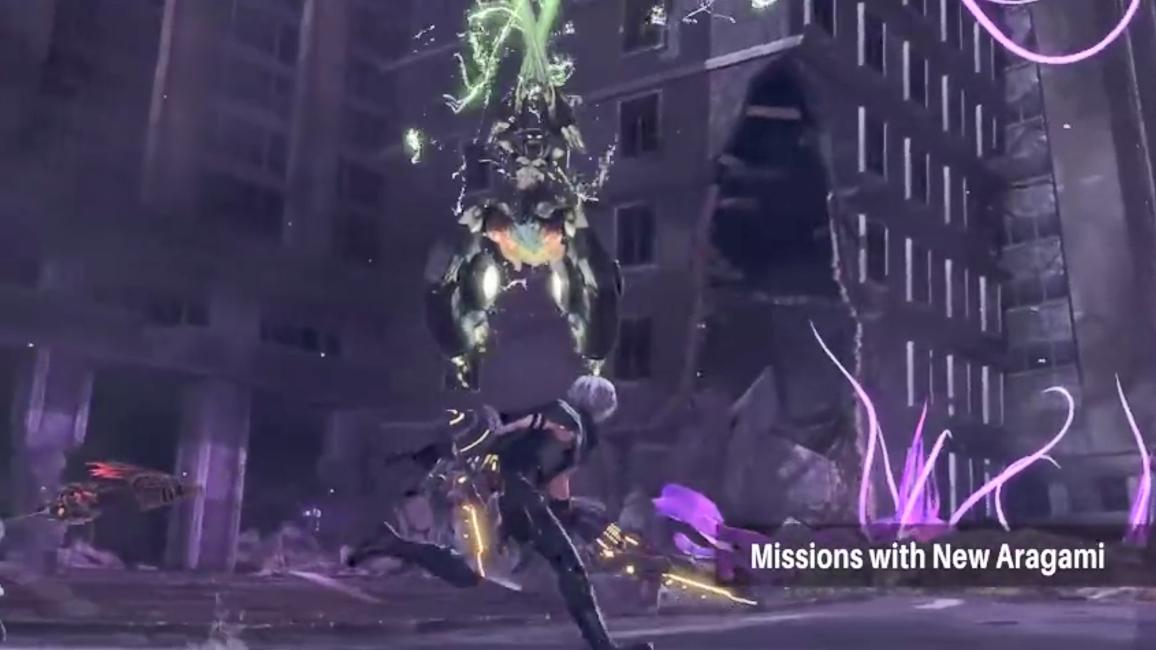 《噬神者3》Ver1.30免费更新 官方发布实机演示影片