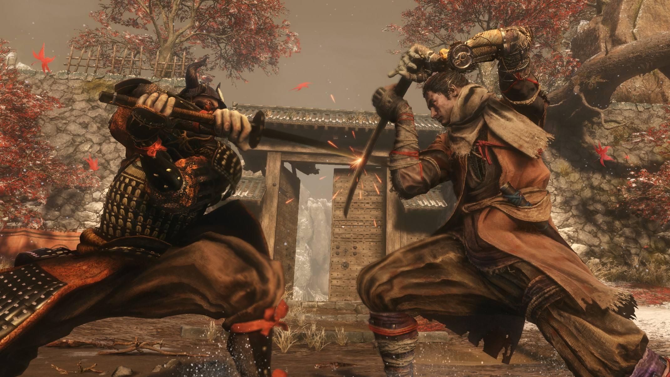 日本游戏一周销量:《EDF》登顶《只狼》保持二位