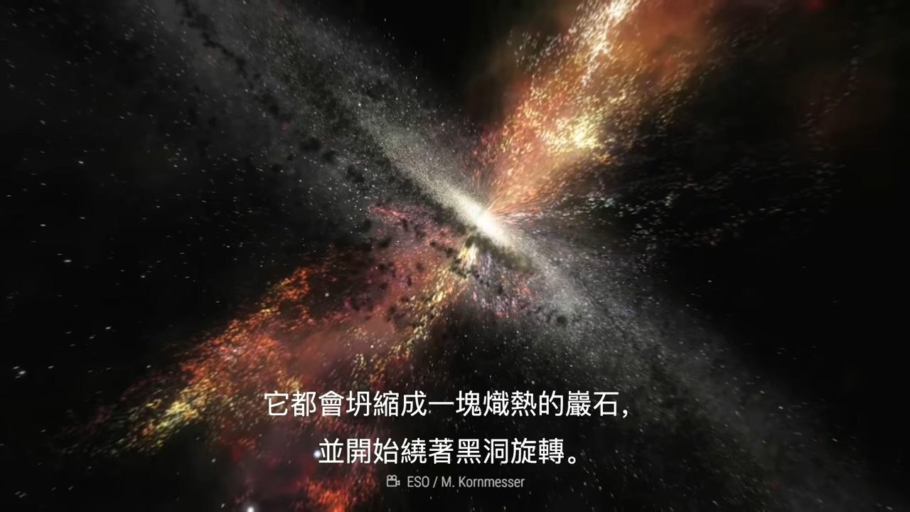 科普:如果地球上出现一个硬币大小的黑洞 地球会发生什么