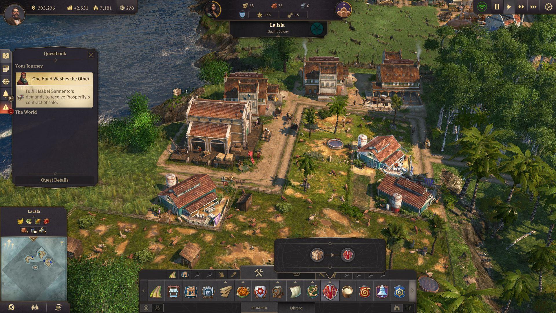 《纪元1800》首批媒体评分出炉 PC Gamer称赞其是系列最佳