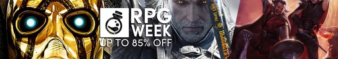 HB商城RPG折扣周 《巫师3》3折《暗黑血统3》5折
