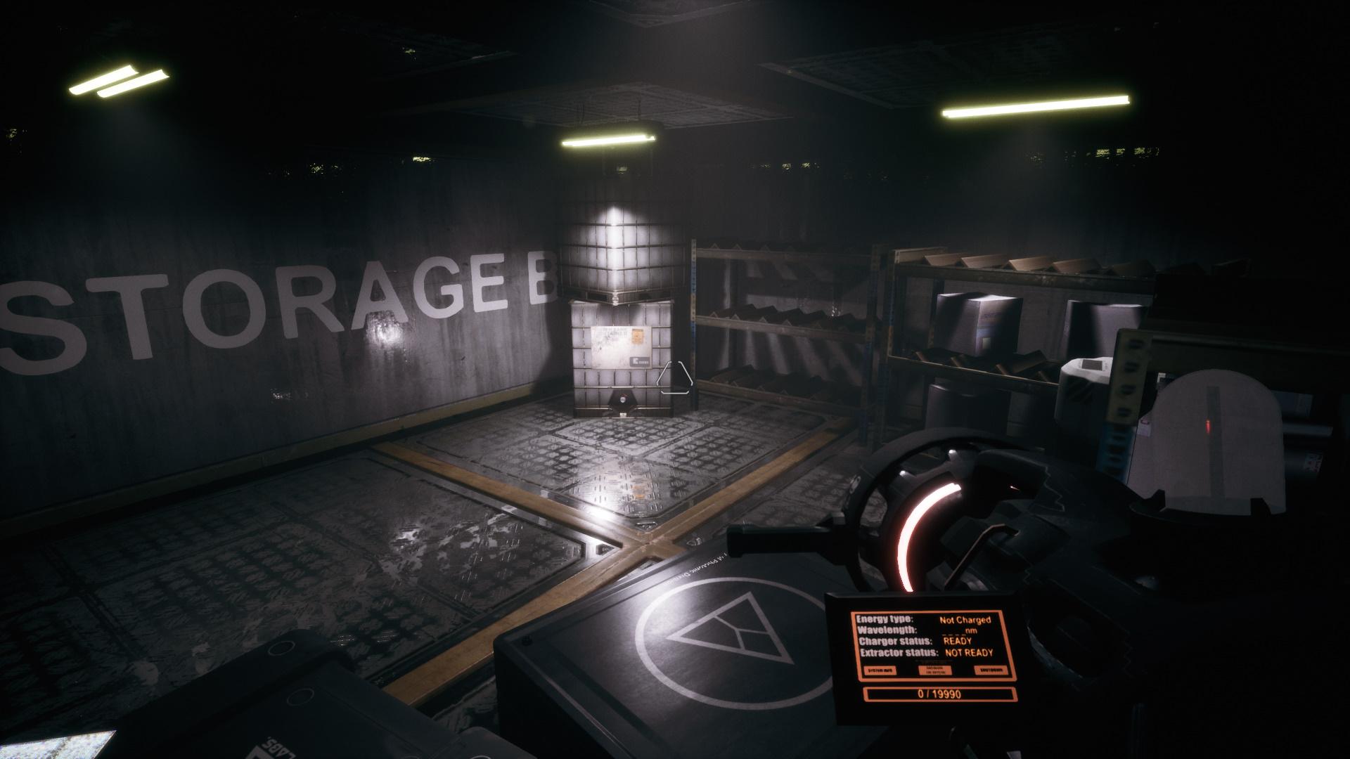 科幻新作《交點》Steam搶先體驗 平行世界驚悚之旅
