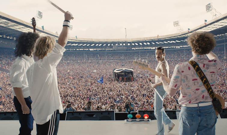 《波西米亚狂想曲》全球票房突破9亿 成为福克斯第4卖座影片