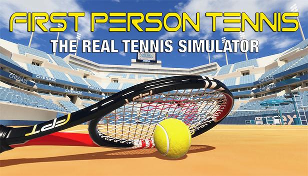 《第一人称网球》英文免安装版
