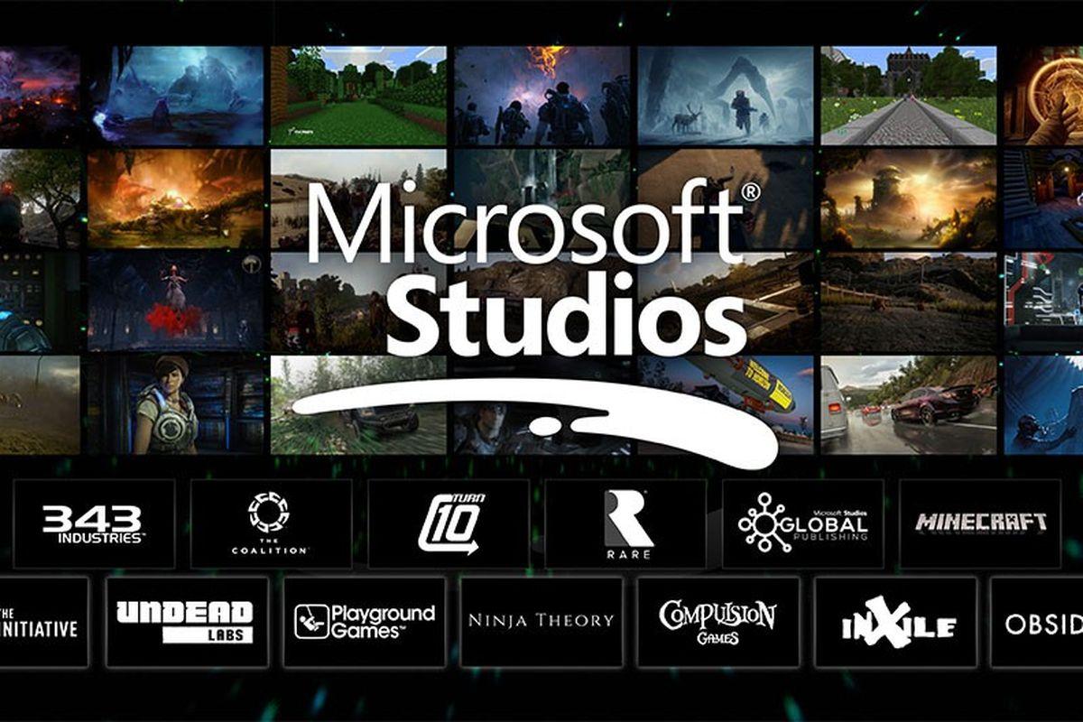 微软去年收购6家工作室 计划今年E3公布他们的新作