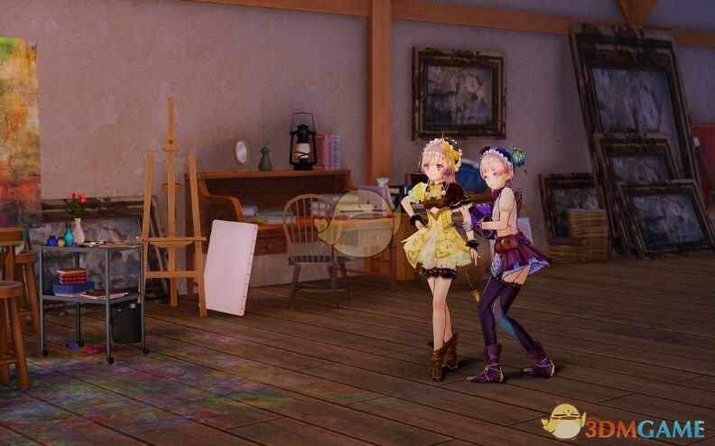 《莉蒂与苏尔的工作室:不可思议绘画之炼金术士》战斗调合技巧指南