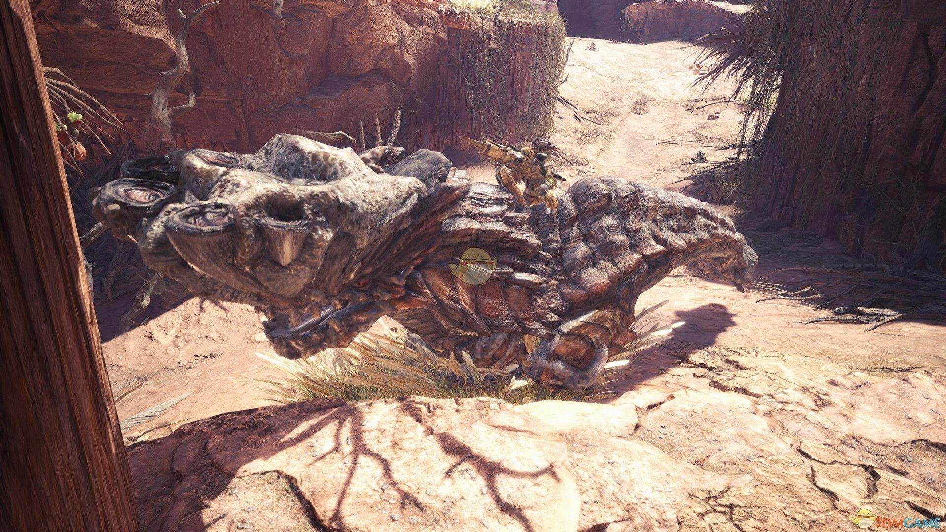 《怪物猎人:世界》捕获进阶方法介绍
