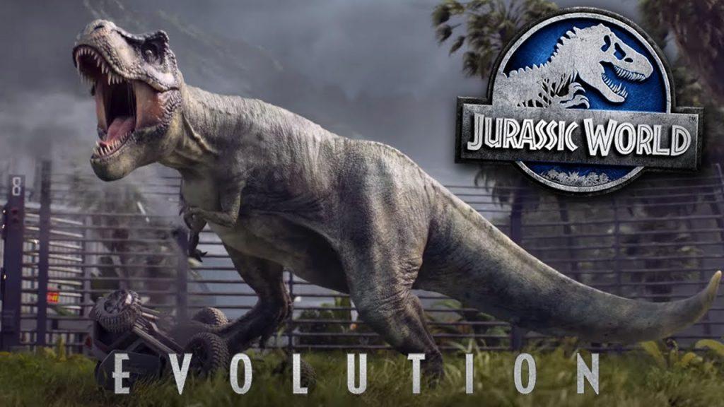 游戏推荐:侏罗纪世界:进化