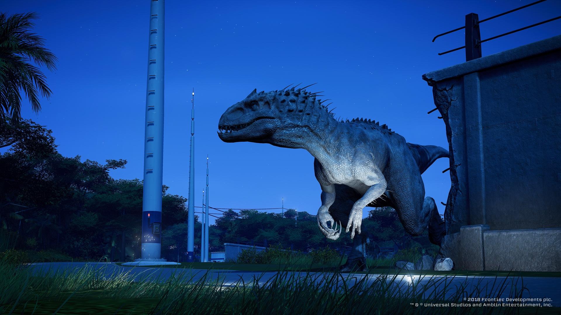 《侏罗纪世界:进化》加入新拍照模式 拍出最靓恐龙