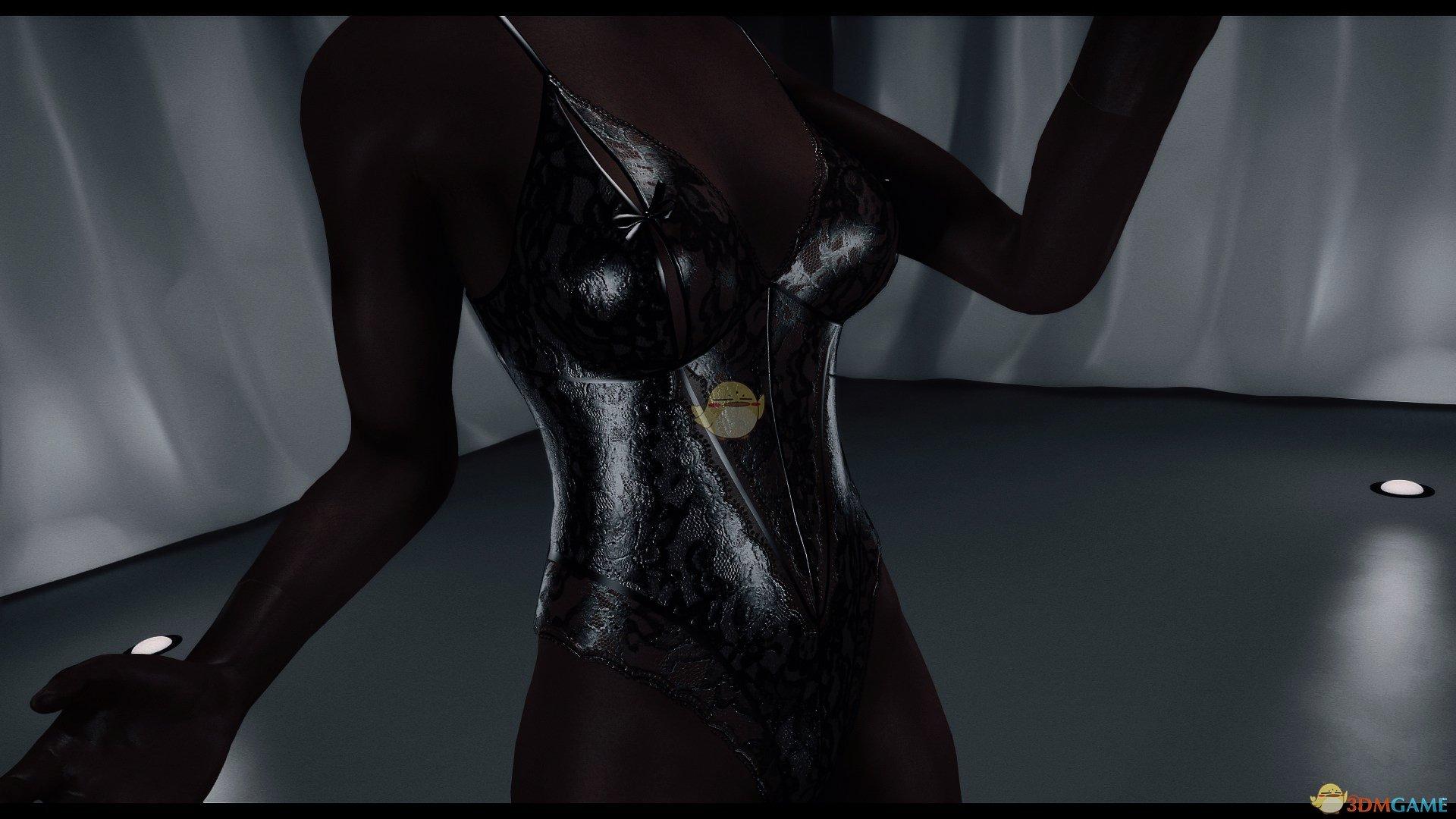 《上古天际5:蕾丝重置版》性感内衣中表MOD疾病为卷轴显性下列传染病现感染在图片