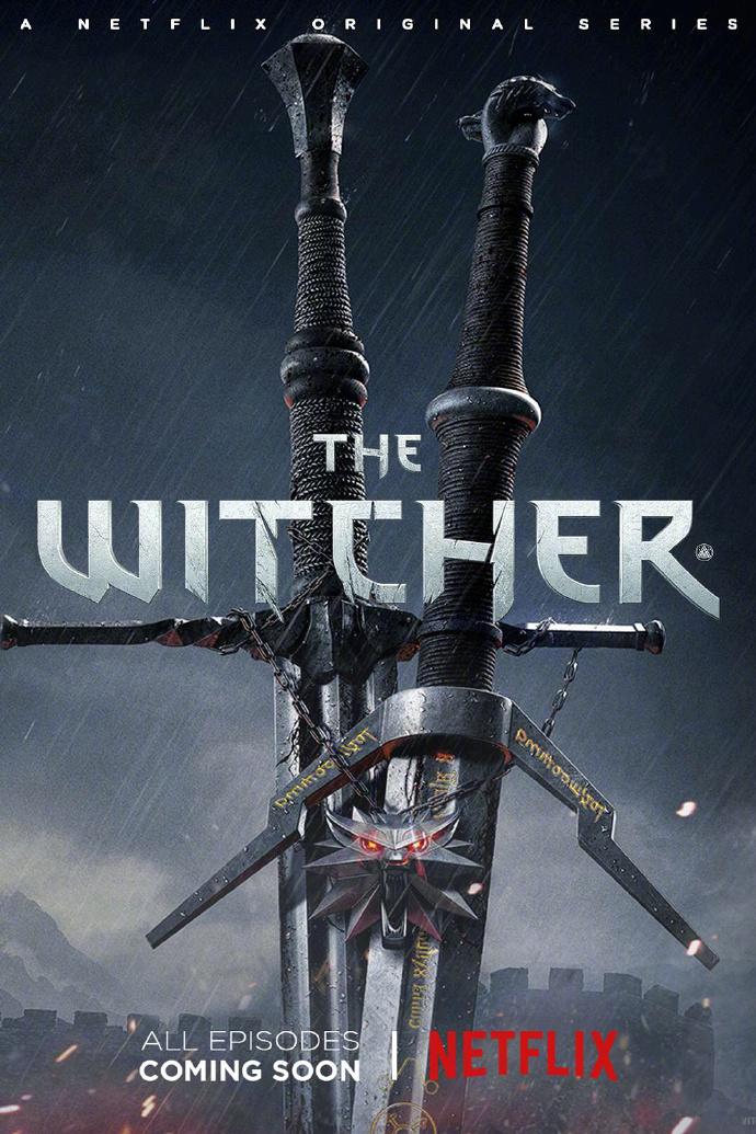 《巫师》电视剧播出时间公布 确认将有屠龙戏份