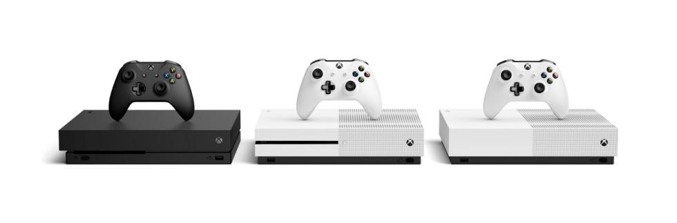 """""""全数字版""""Xbox One S预计5月7日登场 定价250美元"""