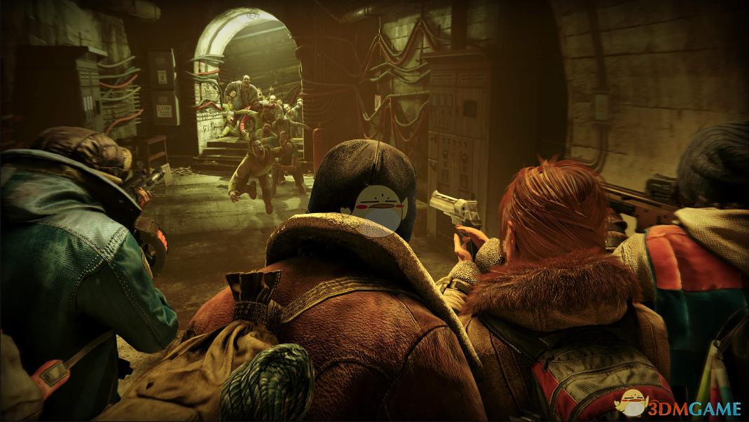 《僵尸世界大战》求生之路彩蛋位置分享