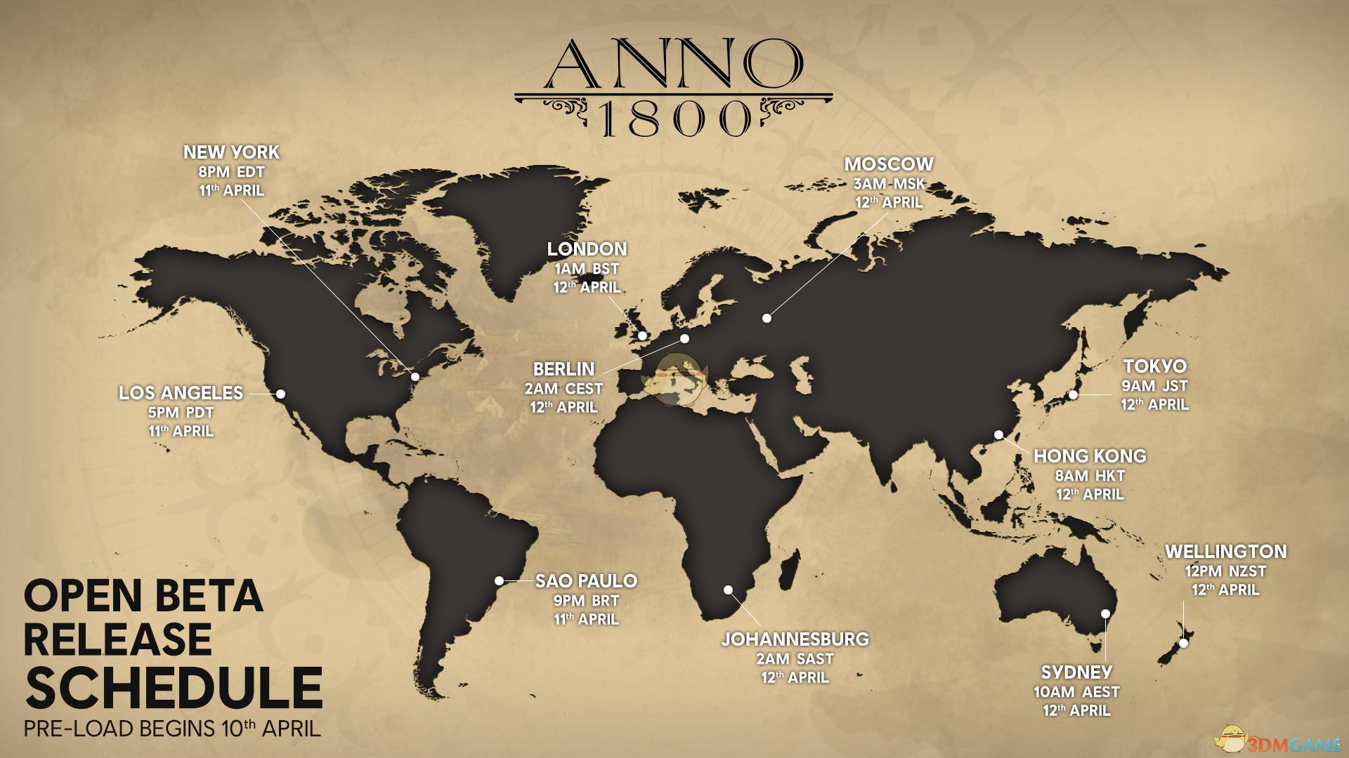 《纪元1800》发动战争方法介绍