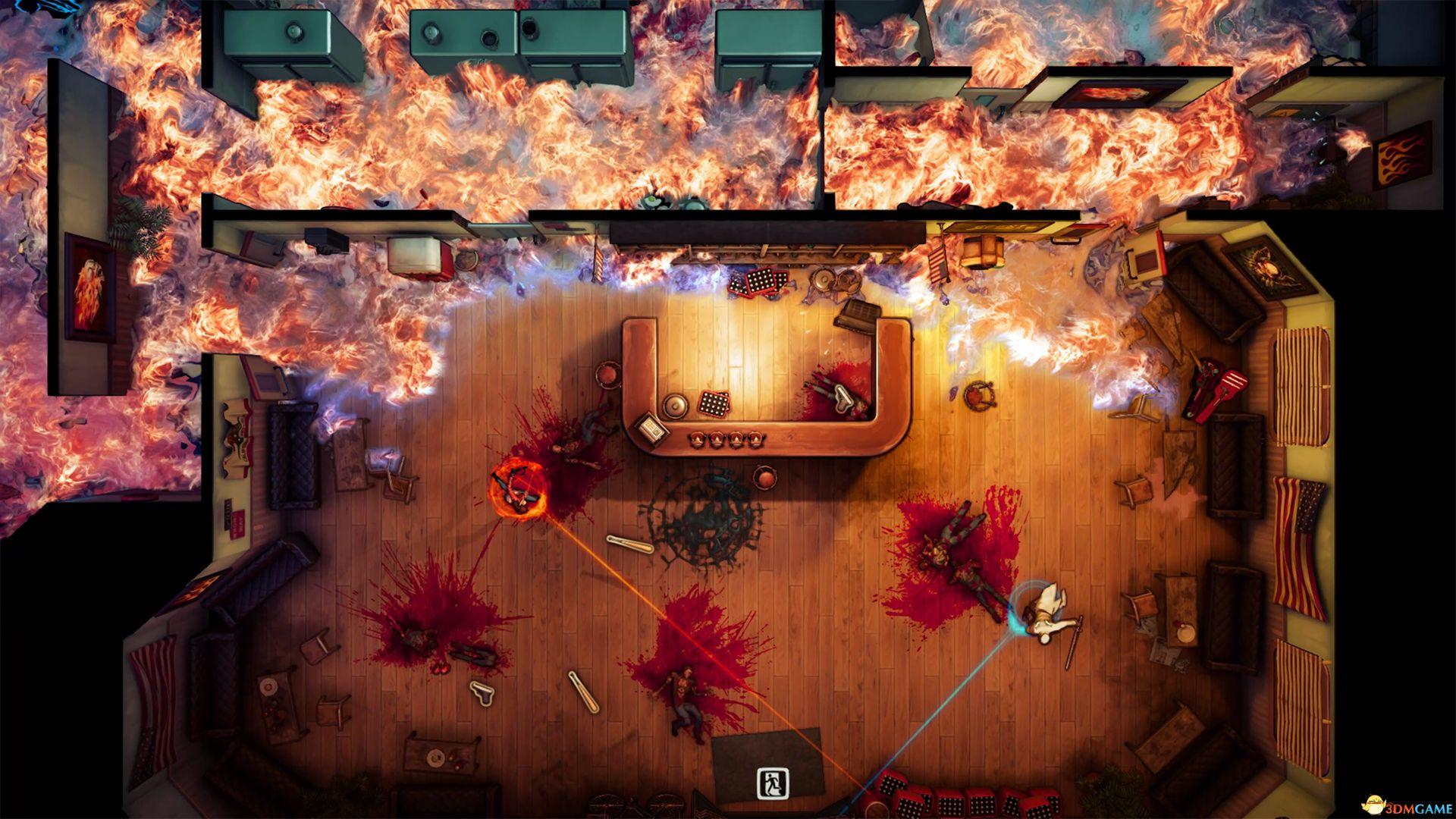 《神之扳机》官方中文免安装版下载 暴力杀戮画面血腥
