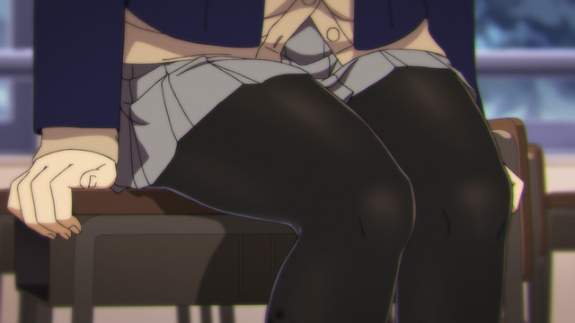 力现黑丝魅力!裤袜控画师神作《裤袜视界》新动画将至