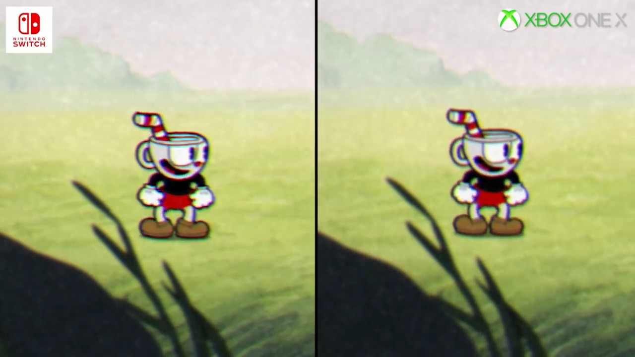 Switch版《茶杯头》性能测试 帧数竟然比Xbox还稳