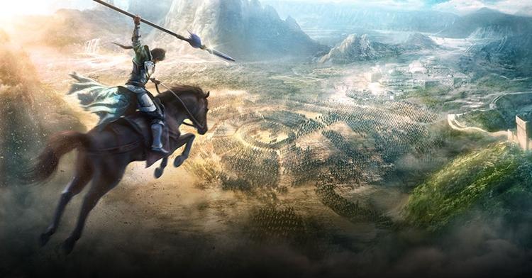 《真三国无双8》新服装DLC公布辛宪英骑士服白腿诱人