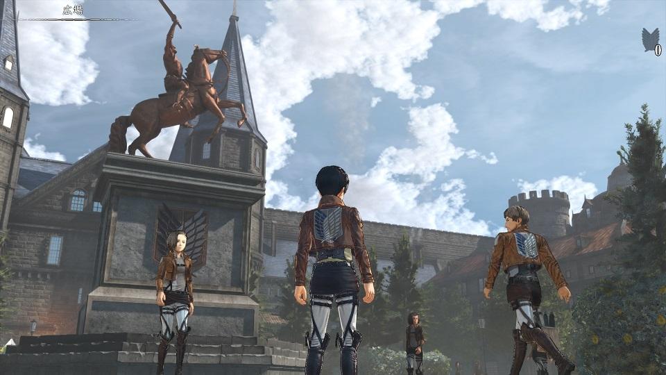 光荣《进击的巨人2:最终之战》先行体验版4月26日上线