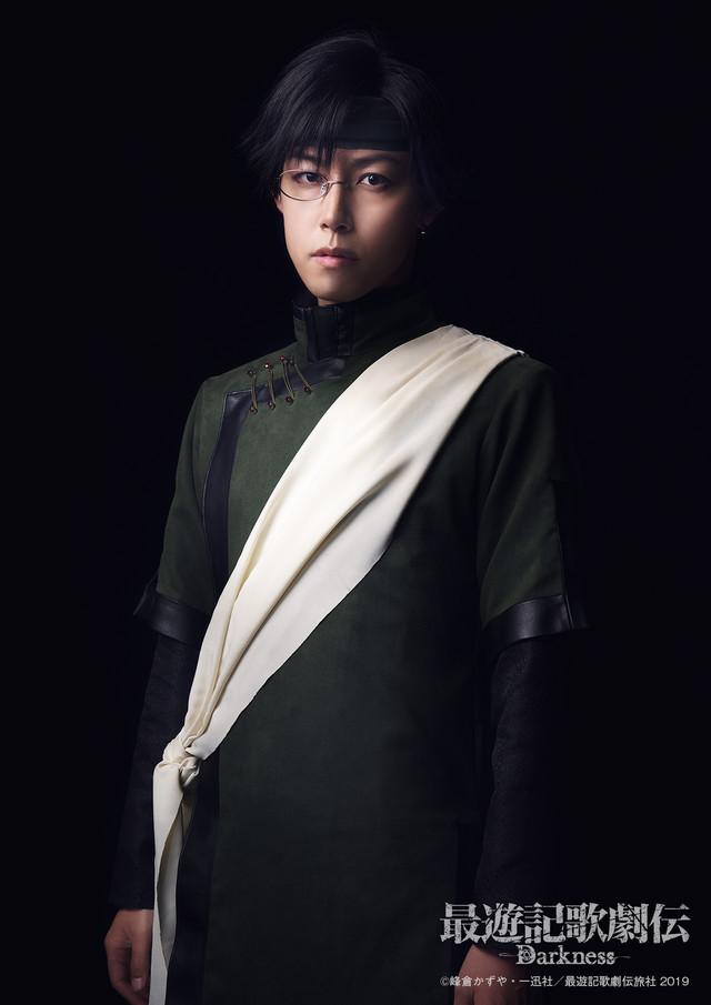 《最游记》舞台剧6月开演 取经四人组杀马特定妆照不辣眼