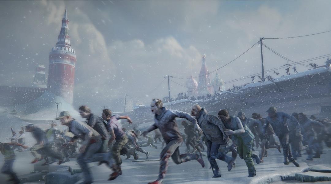 《僵尸世界大战》推出升级档 改善网络稳定性