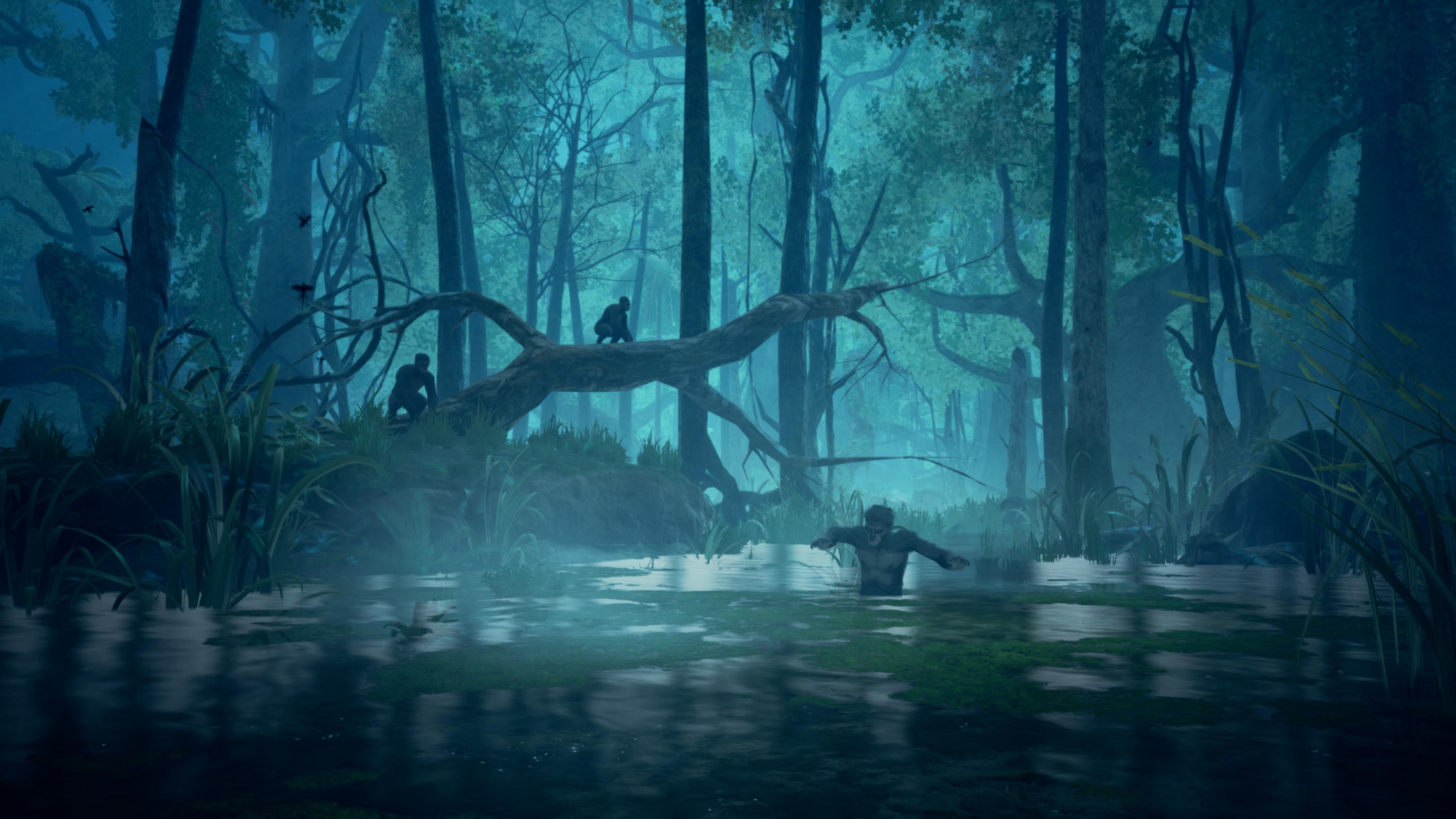 猴子模拟器? 《先祖:人类漫游》发布中文宣传片