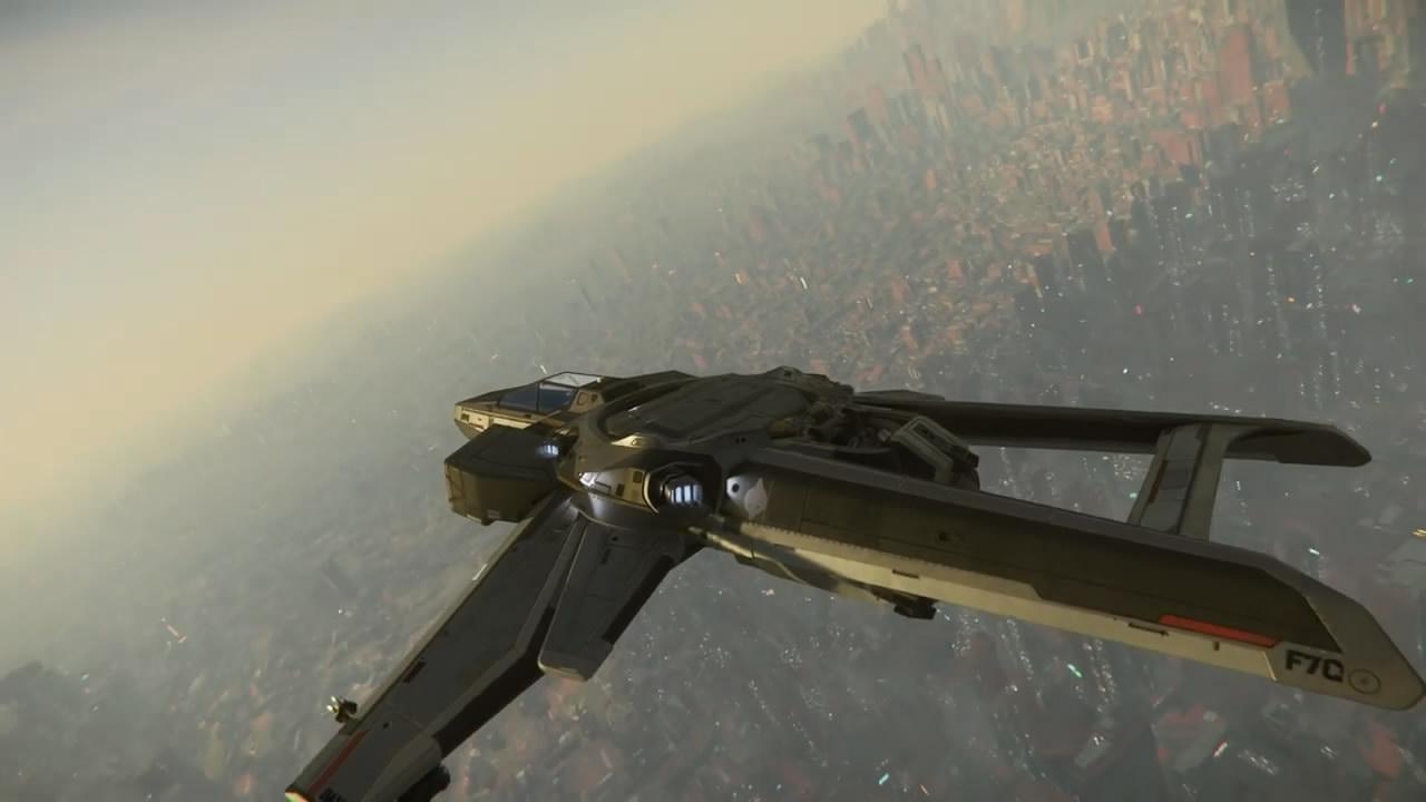 《星际公民》Alpha3.5版新视频 捏脸精细弄个美女玩玩