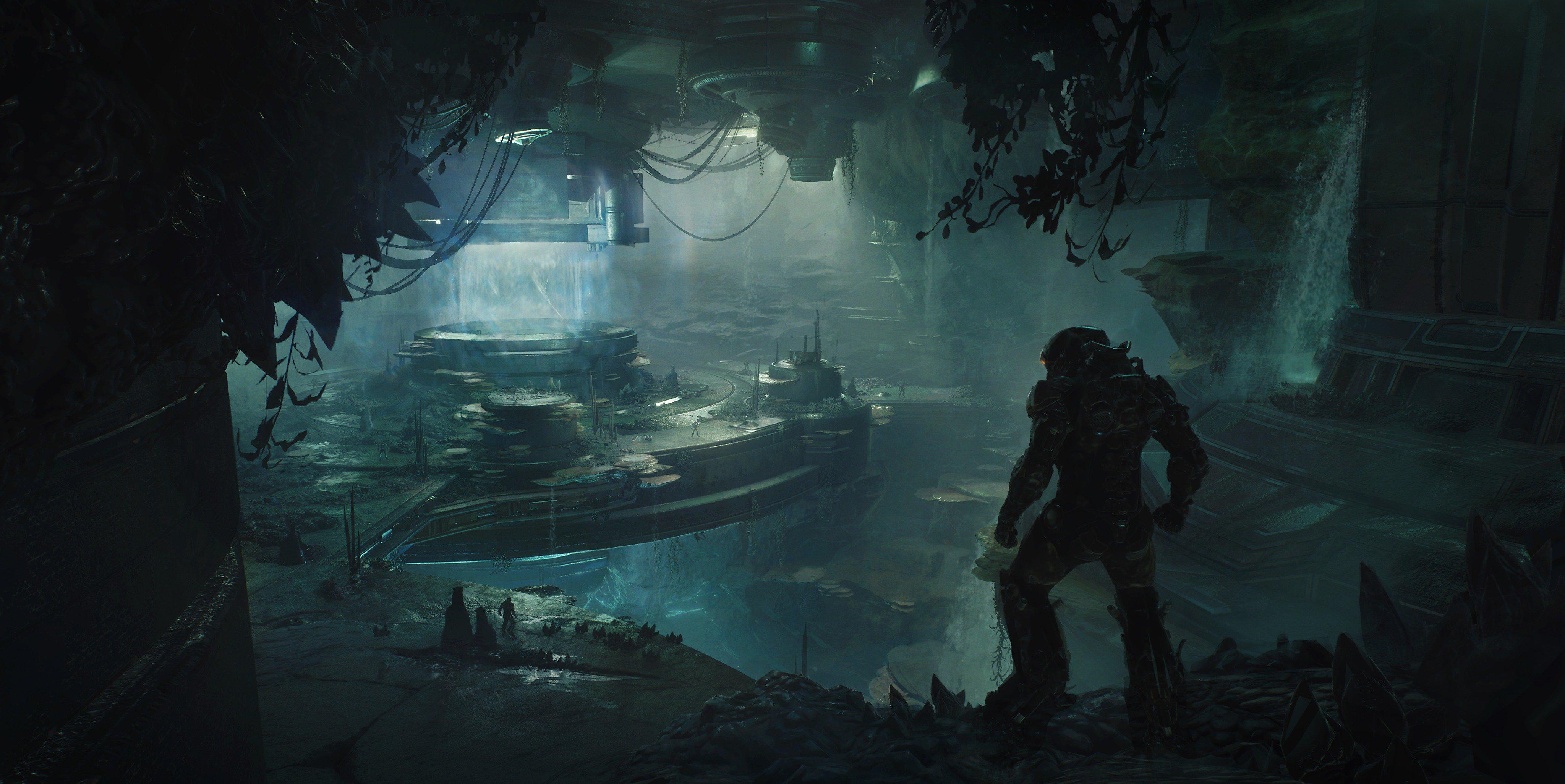 《圣歌》4月内容更新今晚8点开放下载 BioWare还将发布未来90天的更新计划