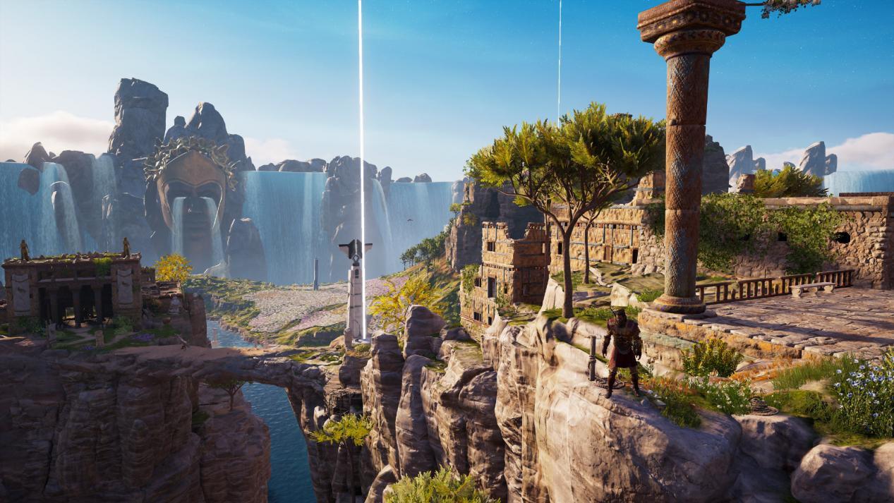 《刺客信条:奥德赛》DLC亚特兰蒂斯命运第1章解锁
