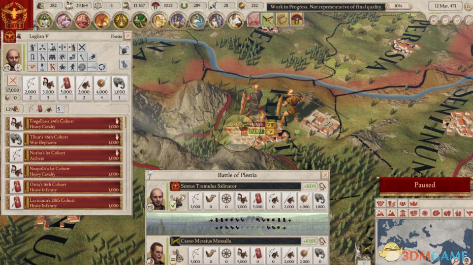 《大将军:罗马》豪华版内容一览