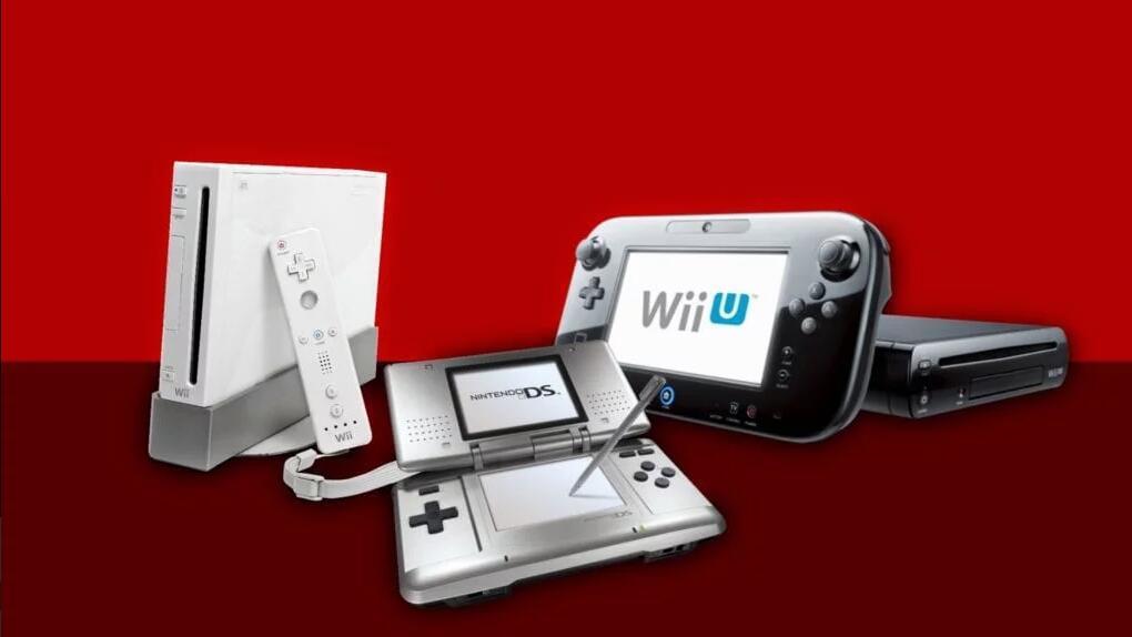 時代的落幕 任天堂官網移除所有DS Wii WiiU相關頁面
