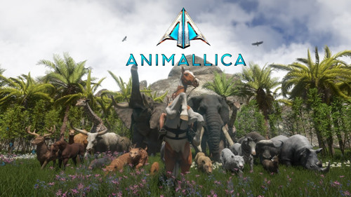 《Animallica》英文免安装版