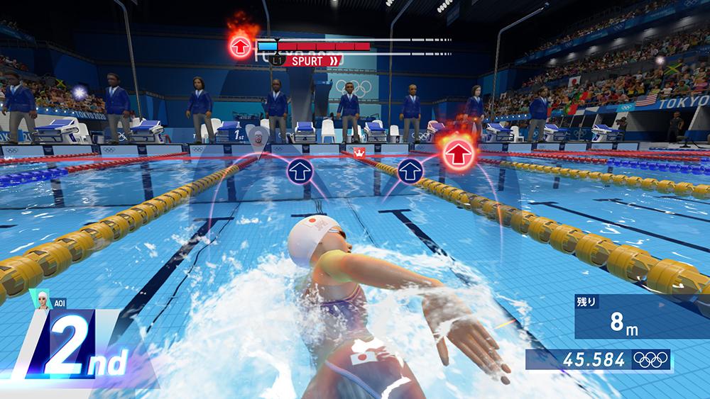 16项目激烈竞技!《2020东京奥运官方授权游戏》新系统