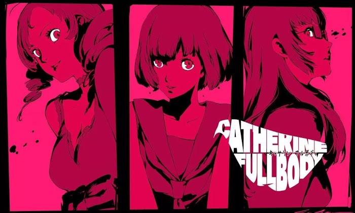 熟成之游戏 《凯瑟琳FullBody》PS4中文版正式开售