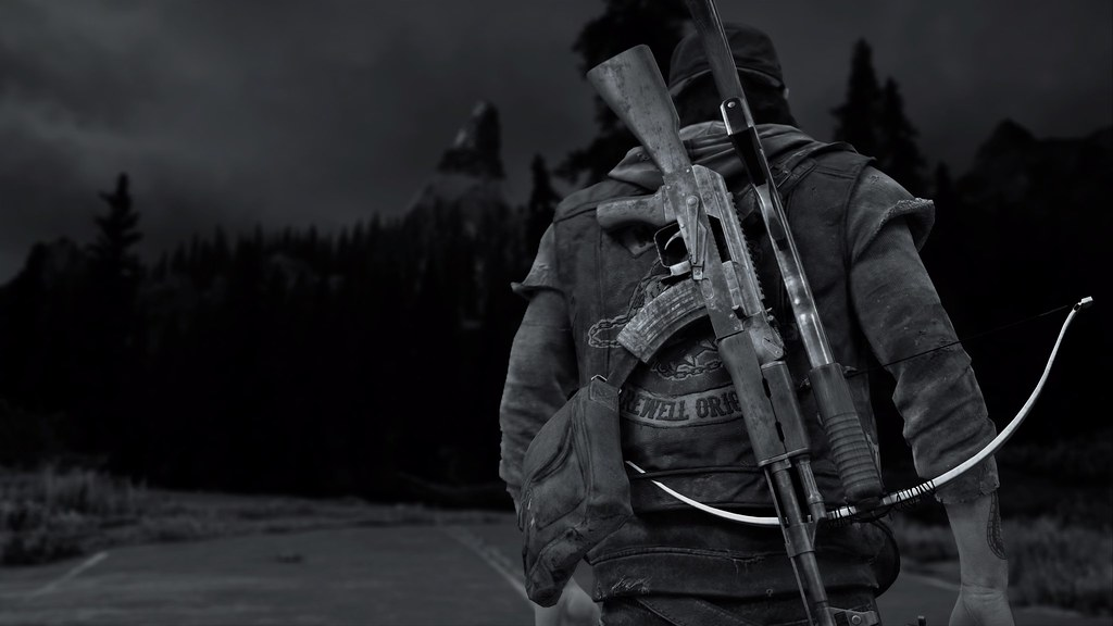 《往日不再》绝美游戏截图欣赏 景色太美让人沉醉其中