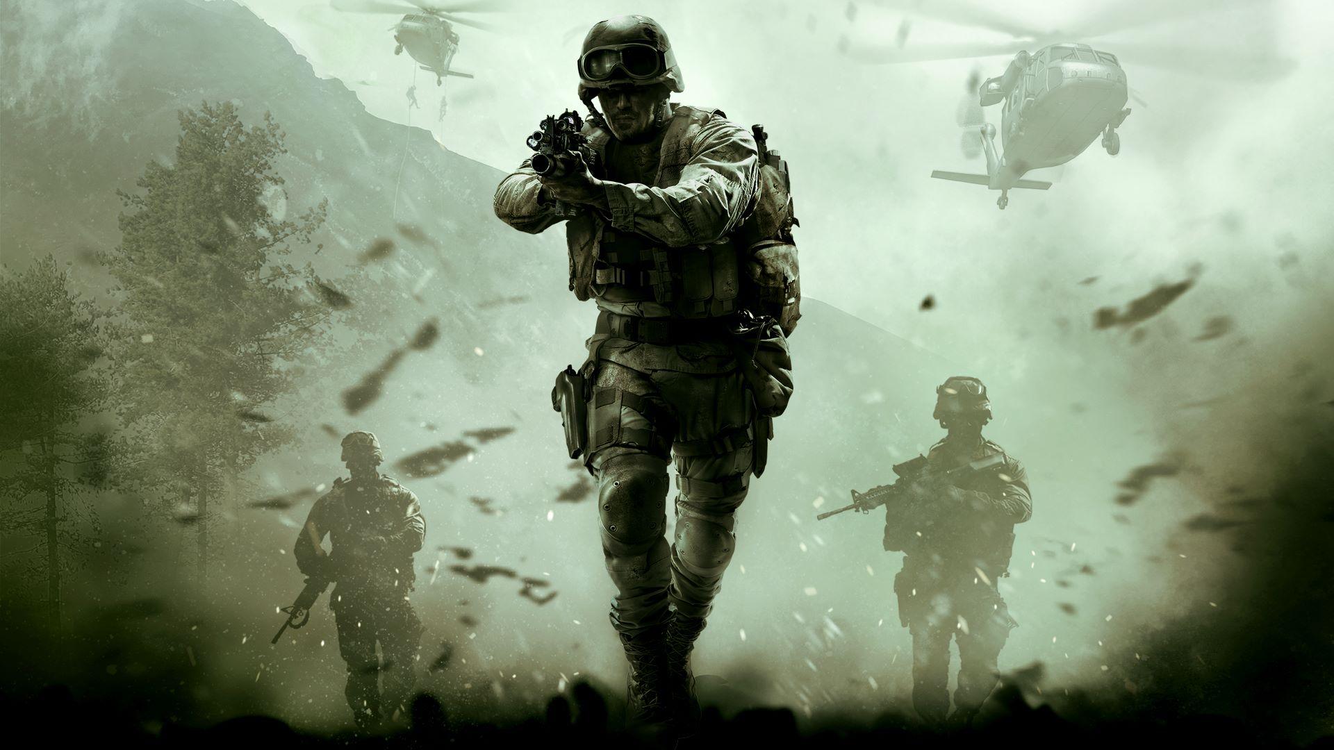 传《使命召唤16》将和《使命召唤4:现代战争》很像
